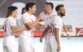 Gustavo'dan Antalyaspor'a teşekkür