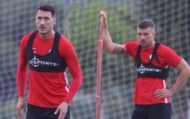 Antalyaspor'a golcülerden kötü haber