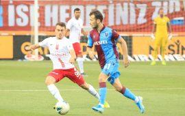 Trabzonspor 2 – 2 FTA Antalyaspor