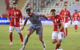 FTA Antalyaspor 0 – 2 Başakşehir