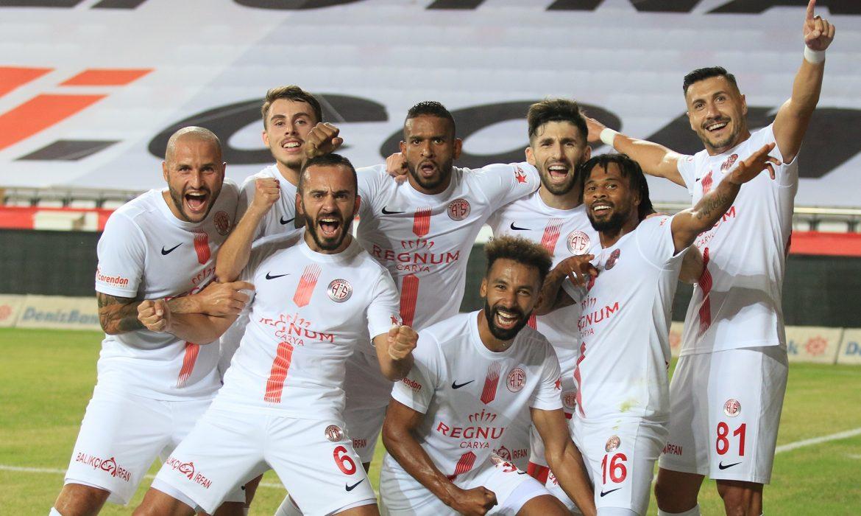Antalyaspor 25. sezonuna başlıyor