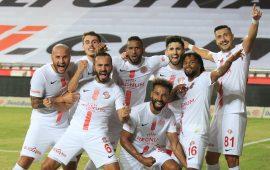 Antalyaspor en başarılı 4. sezonunu geride bıraktı