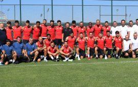 Antalyaspor kampında 22 yaş altı 11 futbolcu yer aldı