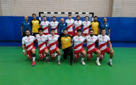 MYK Hentbol 32 – 28 Antalyaspor