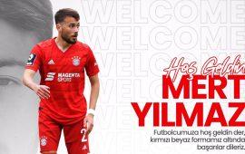 Mert Yılmaz resmen Antalyaspor'da