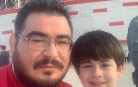 Güzel insan Büyük Antalyasporlu Erhan Özen'i kaybettik