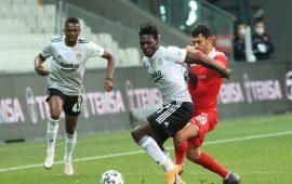 Beşiktaş 1 – 1 Antalyaspor