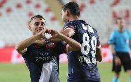 FTA Antalyaspor 2 – 0 Gençlerbirliği