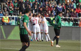 Antalyaspor'dan rakibine ezici üstünlük