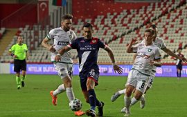 FTA Antalyaspor 1 – 0 Denizlispor
