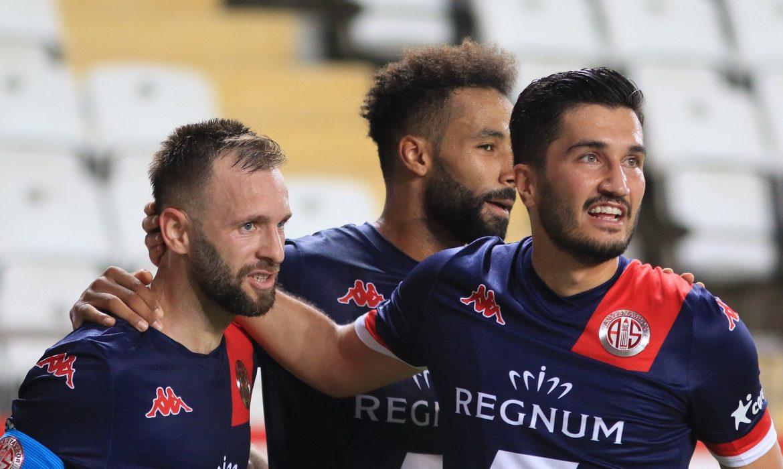 Antalyaspor Nuri Şahin olmadan kazanamıyor