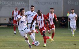 Antalyaspor 1 – 1 Denizlispor