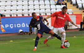 Antalyaspor 1 – 1 Gaziantep FK