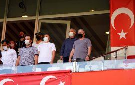 Antalyaspor'dan Sumudica'ya küfür tepkisi