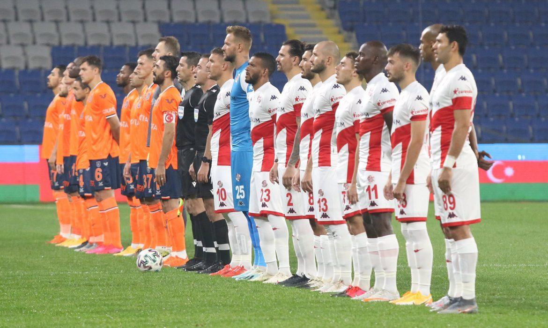 Başakşehir 5 – 1 Antalyaspor