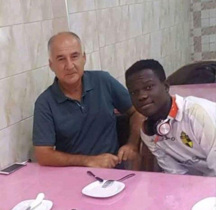Antalyaspor genç yeteneği getiriyor