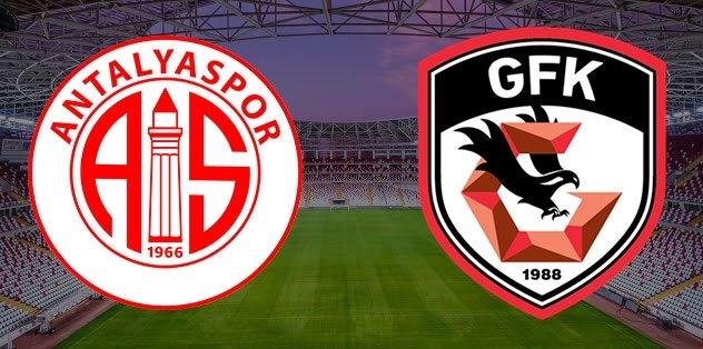 CANLI   Antalyaspor – Gaziantep FK