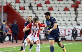 Antalyaspor 1 – 2 Fenerbahçe
