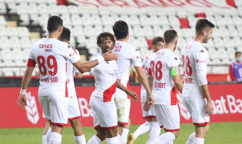 FTA Antalyaspor 2 – 0 Pendikspor