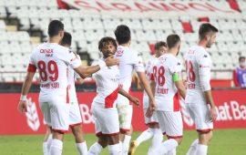 Antalyaspor 3 pozisyondan 1'ini gole çeviriyor