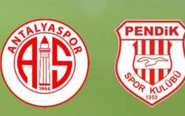 CANLI | Antalyaspor – Pendikspor