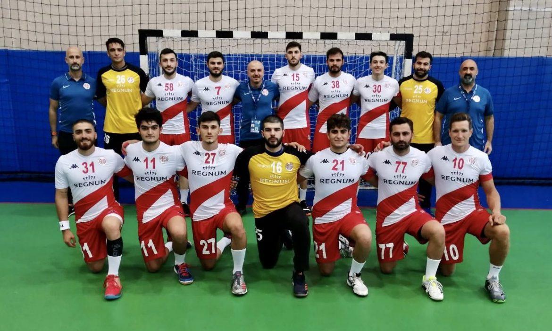 Antalyaspor 27 – 18 MYK Hentbol