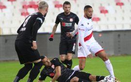 Sivasspor, Antalyaspor'un kaybetmesini bekliyor