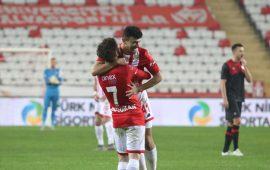 Antalyaspor için 2021 iyi başladı