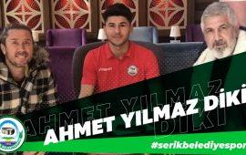 Antalyaspor'dan Serik Belediyespor'a…