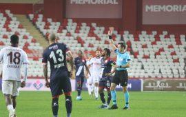 Palabıyık ile yine Antalyaspor kazanamadı Trabzonspor kaybetmedi