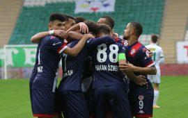 Bursaspor 0 – 3 FTA Antalyaspor