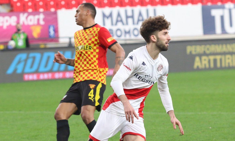 Antalyaspor'da 8 eksik!