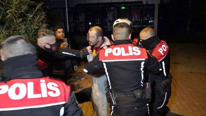 Antalya'da polisten kaçan alkollu avukat tanıdık çıktı !