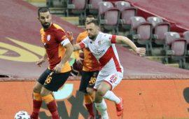 Galatasaray 0 – 0 FTA Antalyaspor