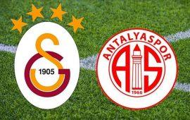 CANLI | Galatasaray – Antalyaspor