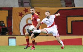 Antalyaspor'da Hakan Özmert sevinci