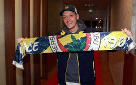 Mesut Özil Antalyaspor'un kapısından dönmüş!