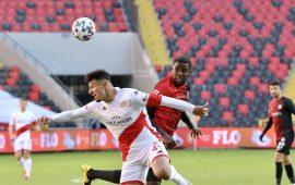 Gaziantep FK 0 – 0 FTA Antalyaspor