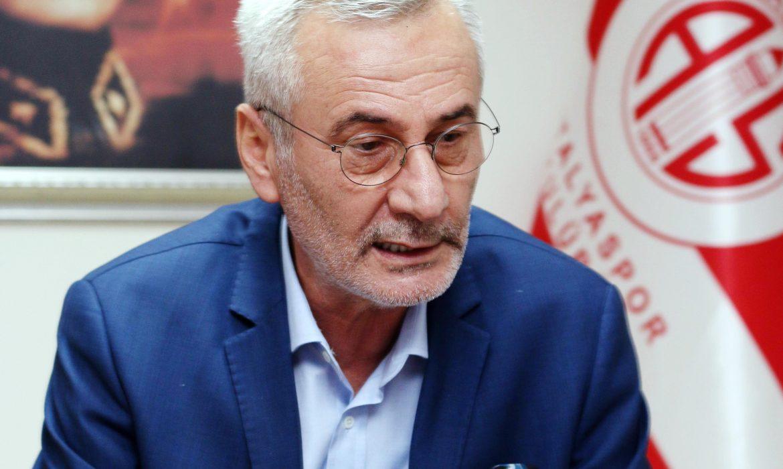 Yeni başkan Mustafa Yılmaz ! İşte ekonomik plan