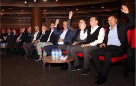 Antalyaspor'da seçim öncesi flaş gelişme