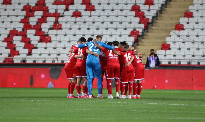 Antalyaspor'dan 6 maçta tek puan