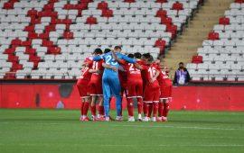 Antalyaspor ikinci yarı dibe çakıldı