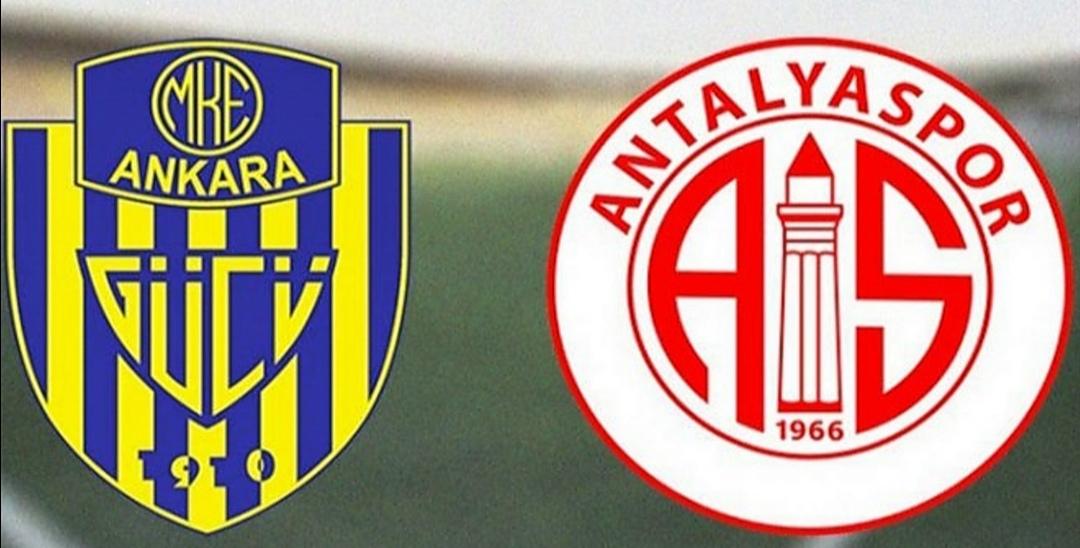 CANLI | Ankaragücü – FTA Antalyaspor