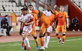 Antalyaspor final öncesi yine çöküşte