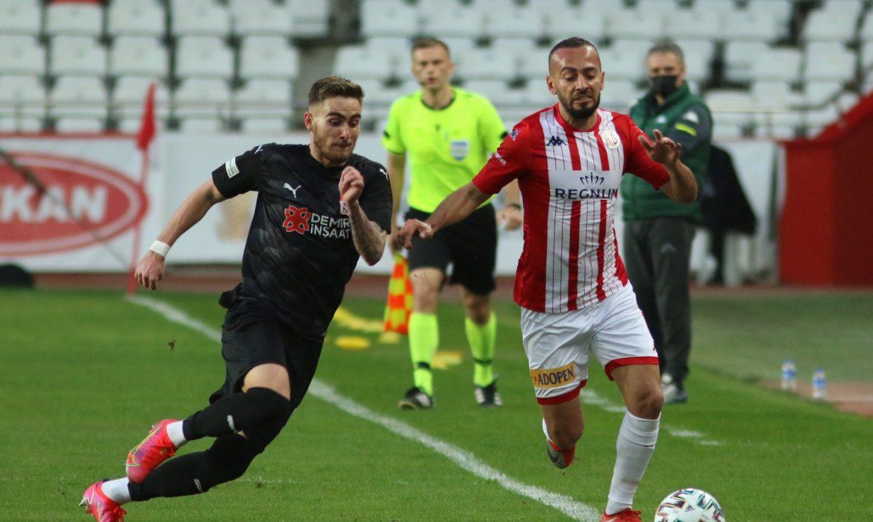 FTA Antalyaspor 2 – 4 Sivasspor