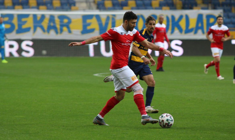 Antalyaspor'da savunma çöktü