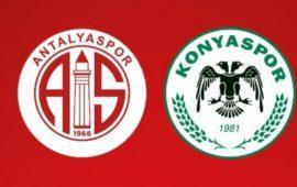 CANLI | FTA Antalyaspor – Konyaspor