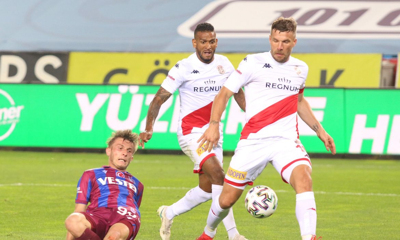 Trabzonspor 2 – 1 FTA Antalyaspor
